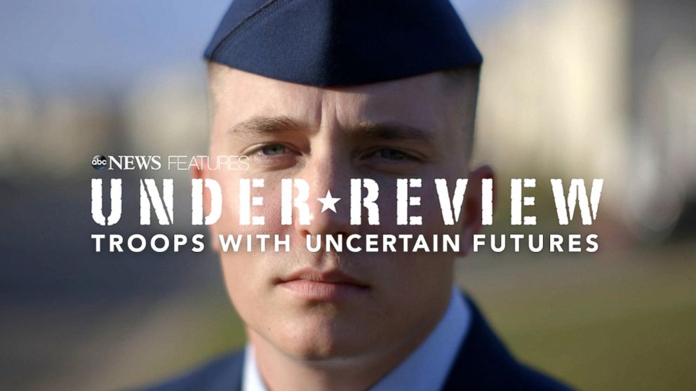 VIDEO: Under review: Transgender troops on Trumps proposed ban
