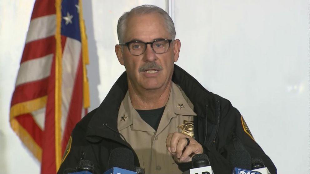 5 killed in California shooting rampage, including gunman's wife