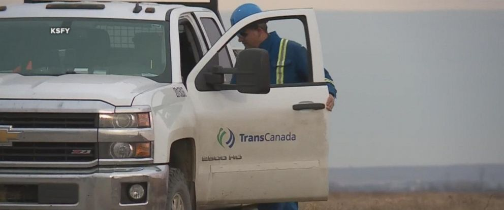 TransCanada, the pipelines owner, said the leak is under investigation.