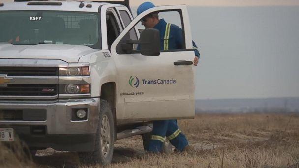 210,000-gallon oil leak reported on Keystone pipeline in South Dakota