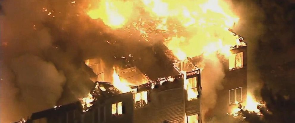 VIDEO: Hopes fade for 4 still missing in nursing home blaze outside Philadelphia