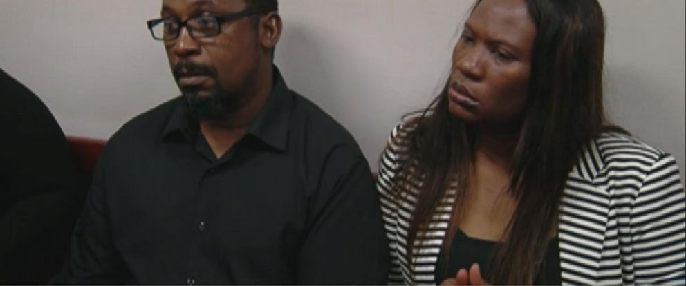 During their court appearance, they are to show cause why they should not be held in civil contempt of court for refusing to answer questions about their 24-year-old son who is suspected in a string of fatal shootings in Tampa, Florida.