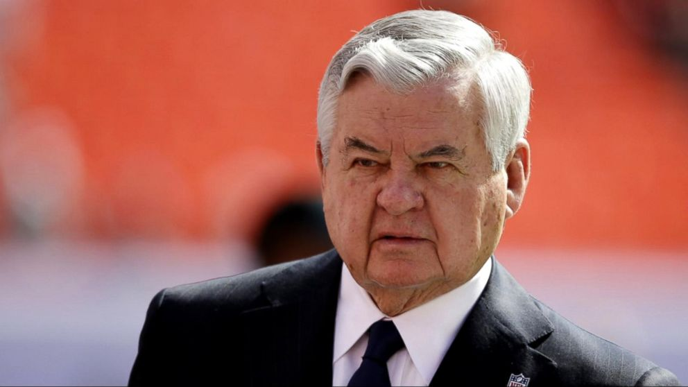 Carolina Panthers owner to put team up for sale amid misconduct  investigation
