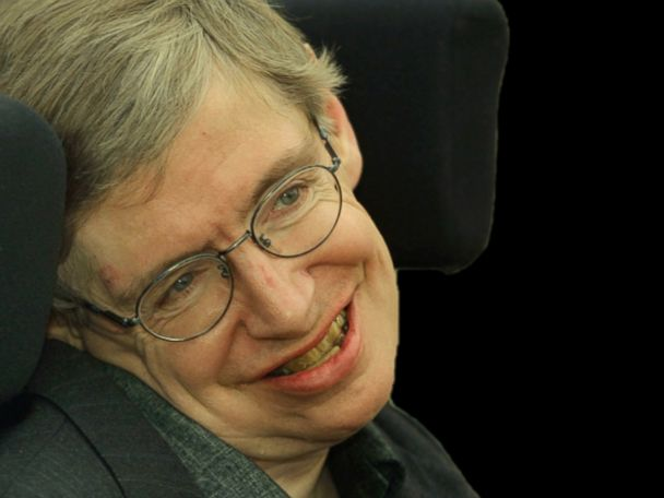 WATCH:  Famous quotes from Stephen Hawking