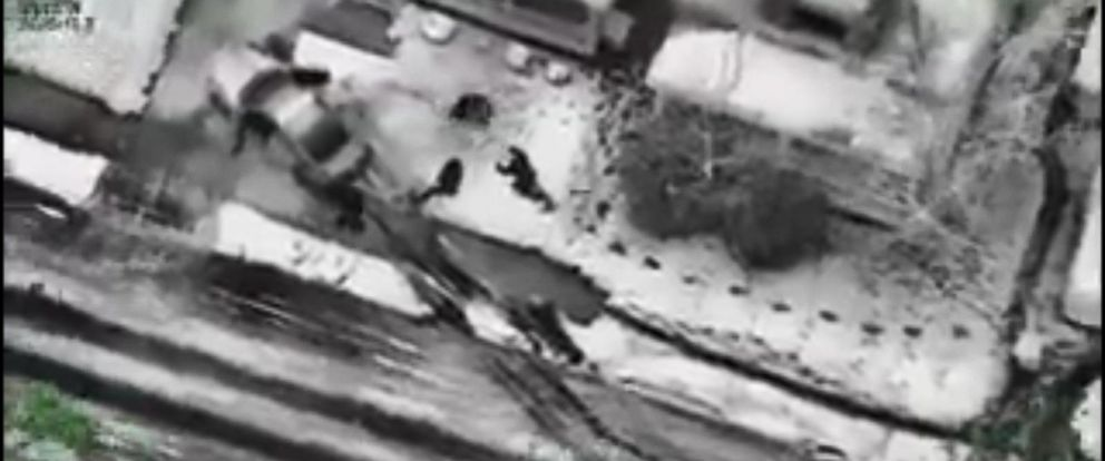 VIDEO: Michigan State Police helped its Detroit counterparts with some eyes in the sky to catch a fleeing suspect. The department tweeted chopper video on Sunday showing an aerial view of a wild pursuit on the streets of Detroit.