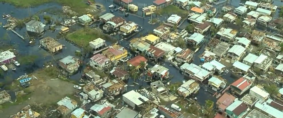 VIDEO: FEMA announced Tuesday that the agencys food and water aid to Puerto Rico is no longer needed for emergency operations. The agency cited the restoration of the commercial food and water supply chain and the availability of private suppliers.