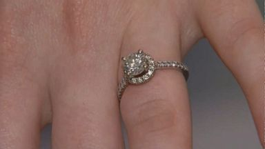 Now Playing Group Spends Days Looking For Engagement Ring After It Was Flushed Down The Toilet