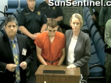 WATCH:  Florida shooting suspect makes 1st court appearance