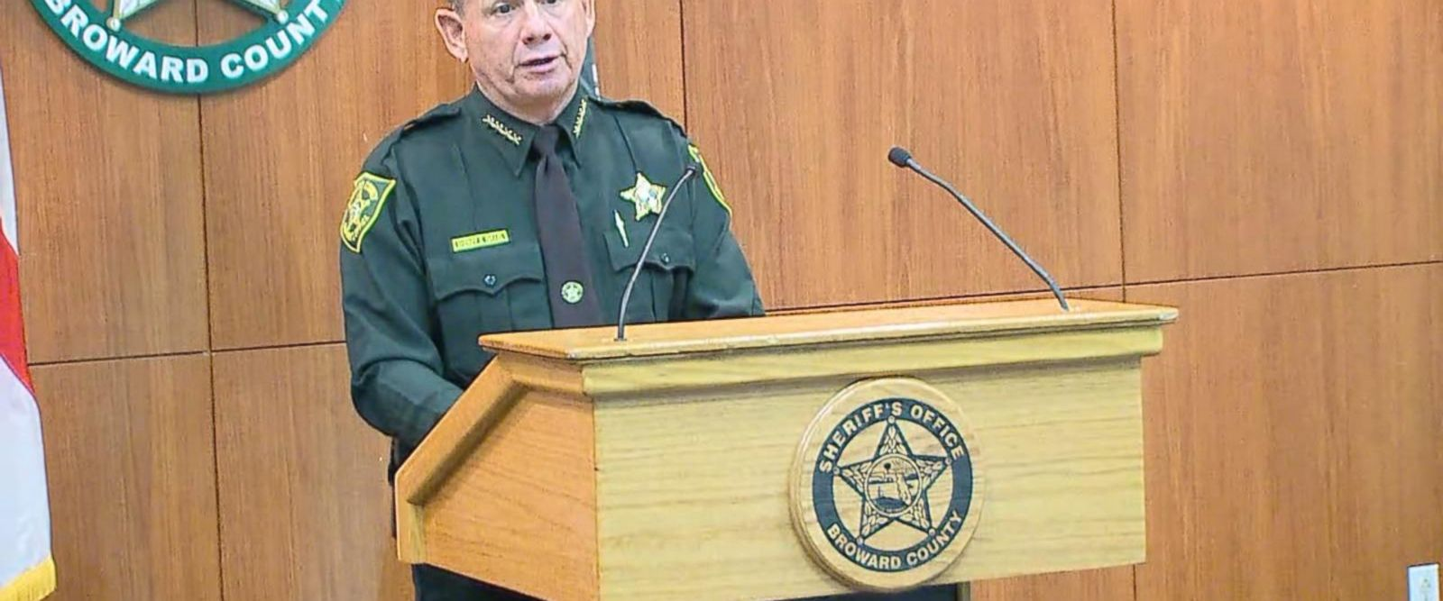 Broward Sheriff Scott Israel said only deputies who are trained and qualified will be able to do so.