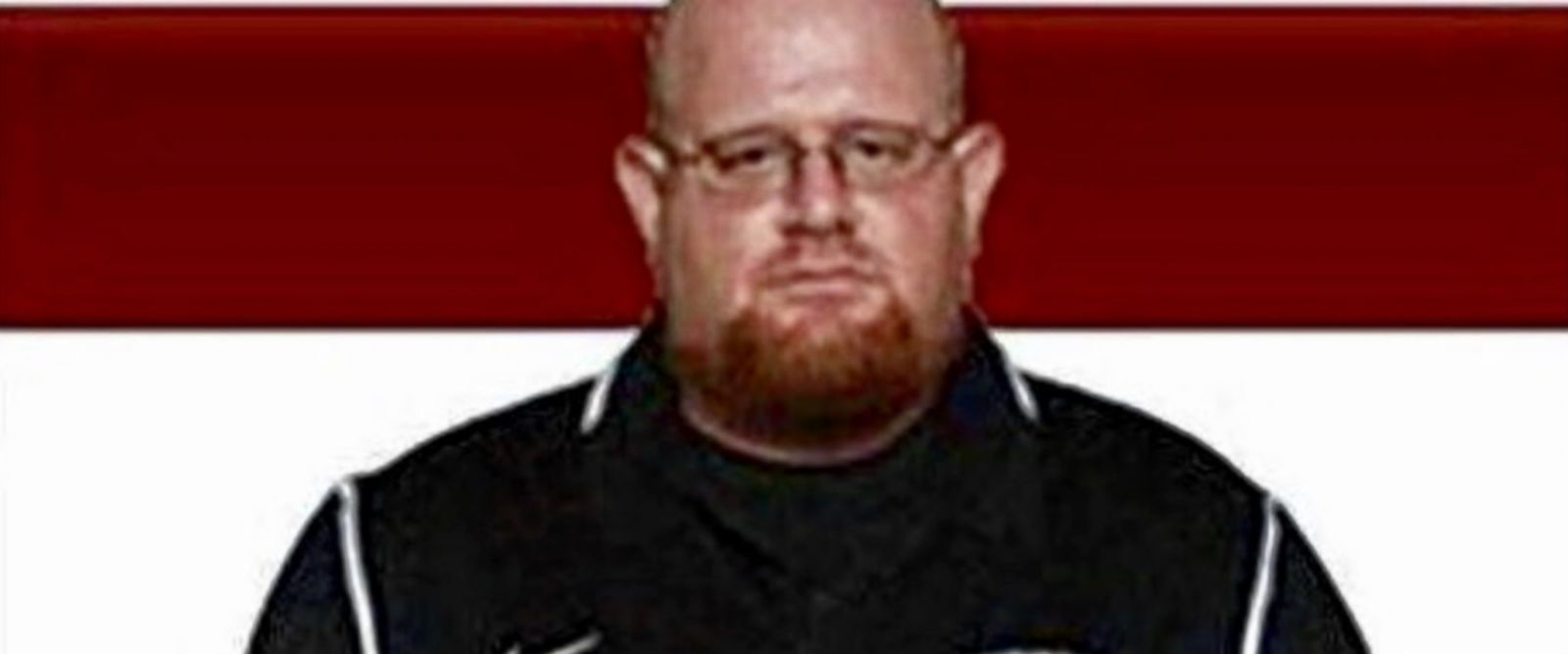 Aaron Feis, 37, a father and husband, was one of the 17 people killed in the Valentine's Day massacre at Marjory Stoneman Douglas High School in Florida.