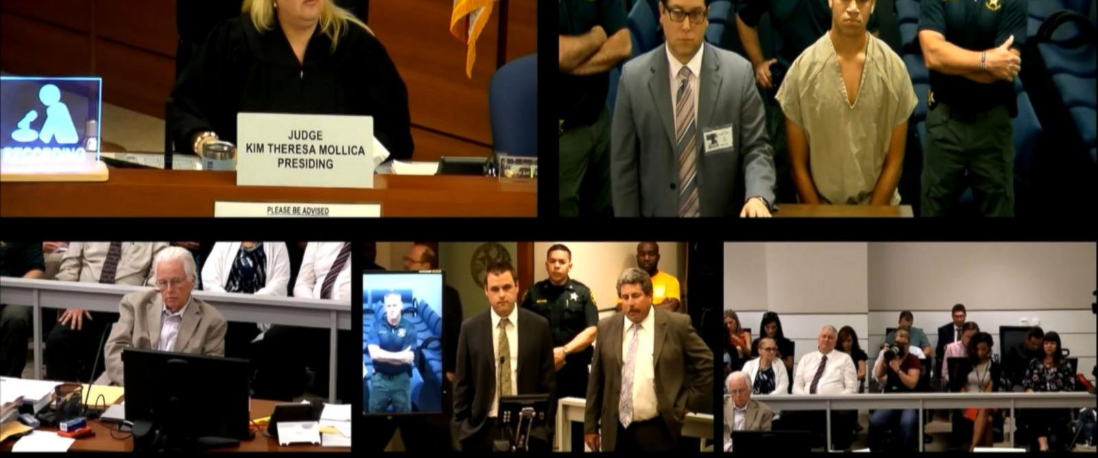 VIDEO: One of the judge's restrictions on Zachary Cruz is that he not have any contact with his brother, Nikolas Cruz.