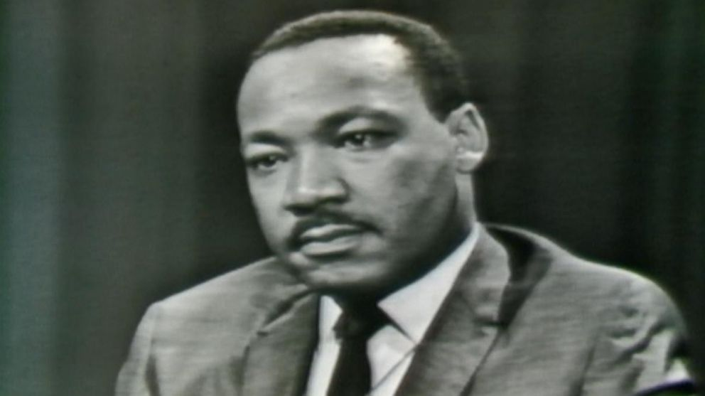 Martin Luther King Jr. talks 'Issue and Answers' on ABC in ...