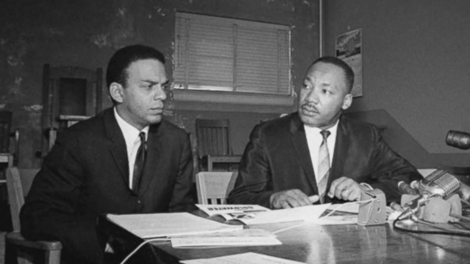 At 86 Andrew Young Recalls Horror Of Witnessing Moment Martin