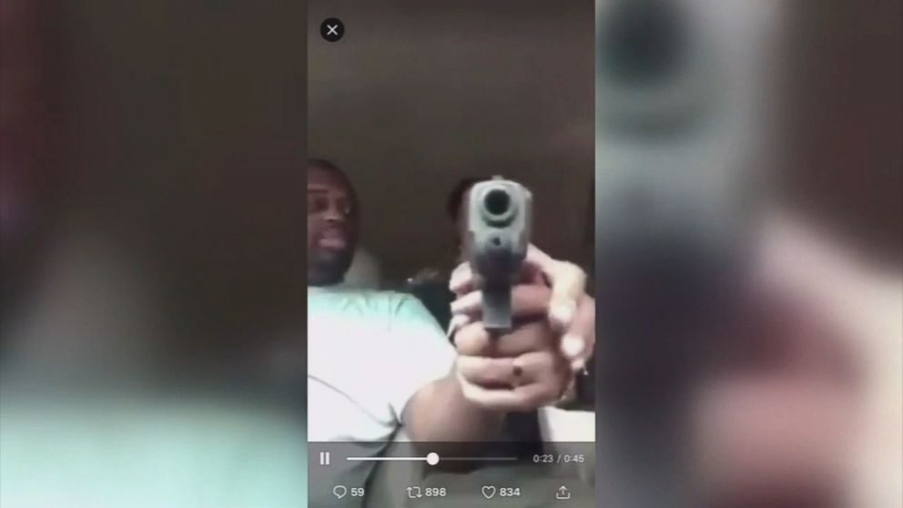 Facebook Live captures man's shooting
