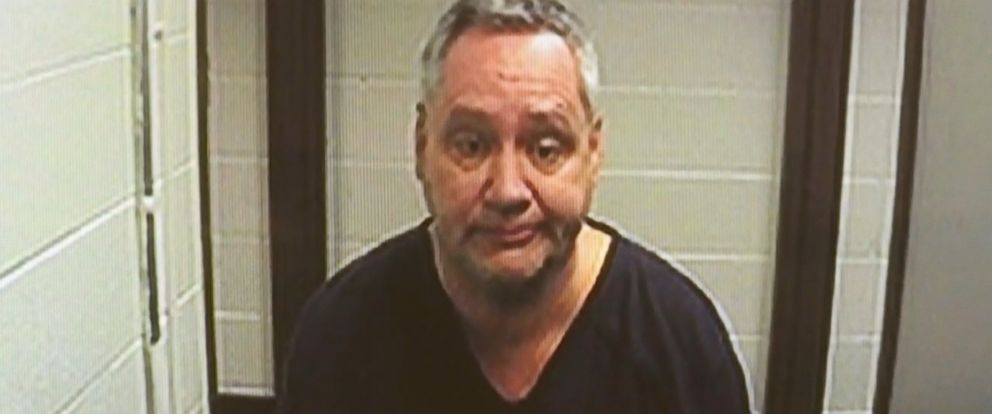 Jeff Ziegler, 53, was booked on a weapons charge and assault to commit murder.