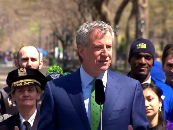 WATCH:  NYC mayor announces a car-free Central Park
