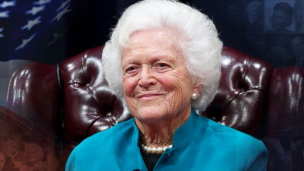 SPECIAL REPORT: Celebrating the life and legacy of Barbara Bush