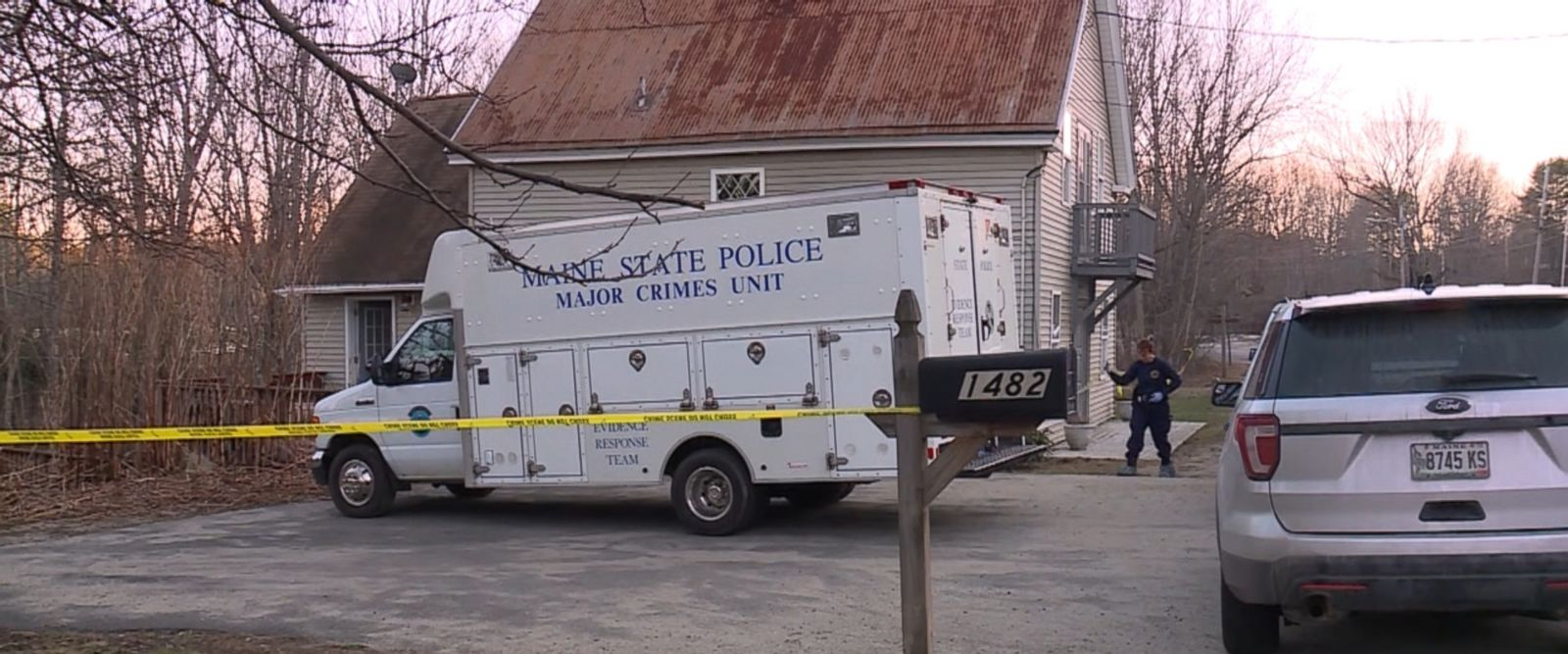 VIDEO: A Maine teenager was arrested for murder over the weekend after he and his friends allegedly stabbed and strangled his 47-year-old mother in her home, according to court documents released on Monday.