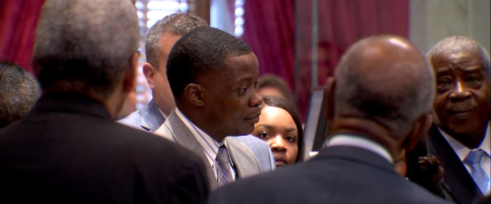 VIDEO: James Shaw Jr., along with friend Brennan McMurry, spoke on the floor of the Tennessee state legislature.