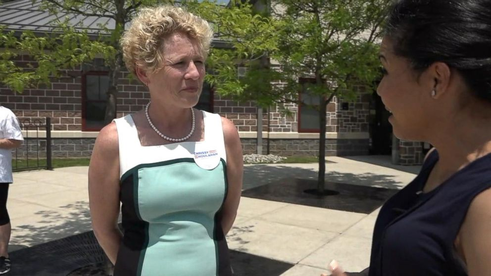 VIDEO: Female candidates hope to change Pennsylvanias all-male delegation in DC
