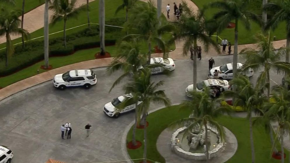 Gunman Apprehended After A Shooting At Trump National Doral Golf
