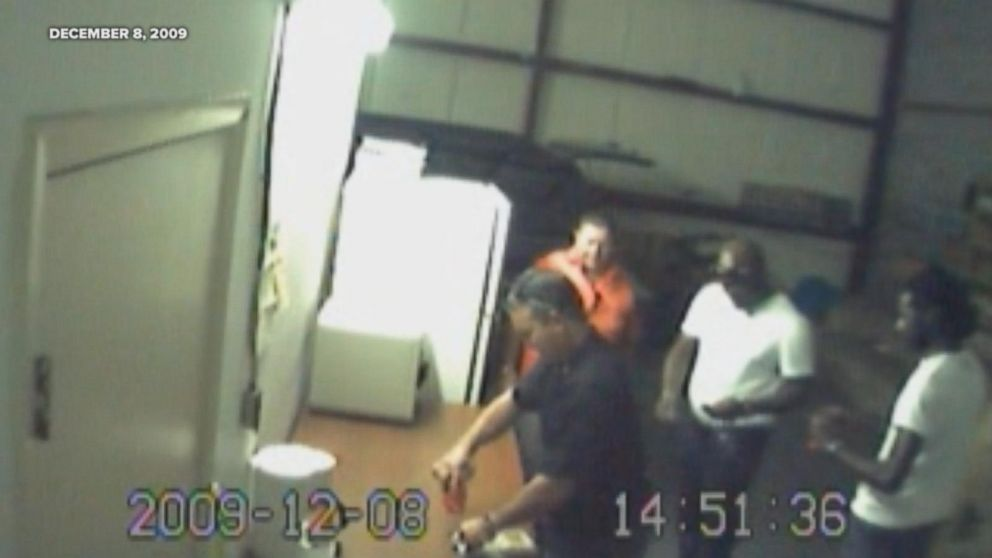 On Dec. 8, 2009, Buju Banton was caught on camera inside a Sarasota, Florida, warehouse.