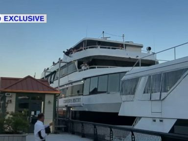 WATCH:  Prom ends early when yacht hits yacht