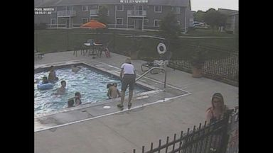 Boy pulled to safety by friend after near-drowning Video 180610 vod pool hpMain 16x9 384