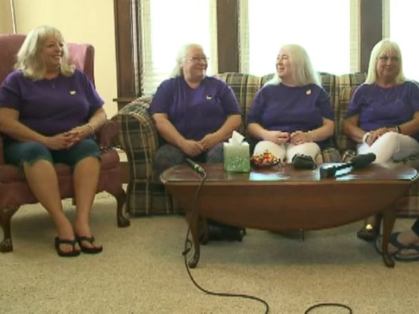 WATCH:  Sisters reunited for 1st time in 6 decades