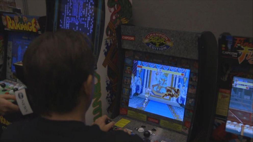 Arcade 1Up brings arcade games home