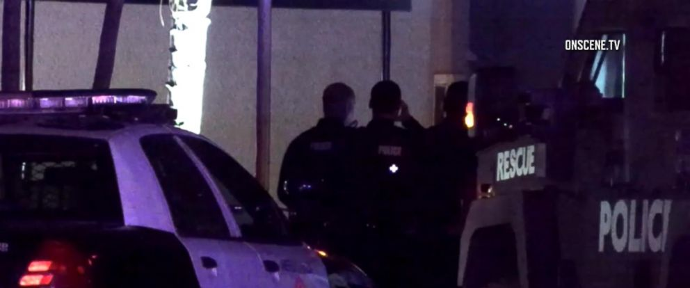 VIDEO: Suspect dead, 2 officers hurt in shooting