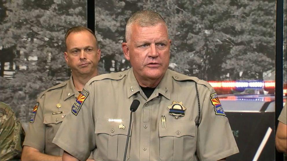 Rookie trooper shot dead by suspect who stole cop gun - ABC News