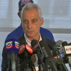 Chicago mayor pleads with residents amid gun violence | GMA