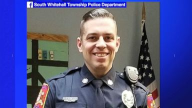 New video of deadly police shooting Video 180807 wabc penn officer charged deadly shooting hpMain 16x9 384