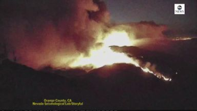 New video of deadly police shooting Video 180809 vod abcnlwildfires hpMain 16x9 384