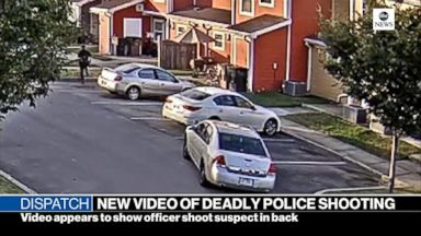 New video of deadly police shooting Video 180809 vod dispatch osunsami hpMain 16x9 384