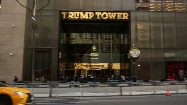 Cabdriver charged with assault after road-rage incident in NYC Video 180810 wabc trump tower frankel death investigation hpMain 16x9 384