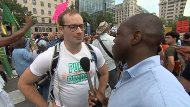 Popular mode of transportation causes much debate Video 180812 vod orig timmons counter protest hpMain 16x9 384
