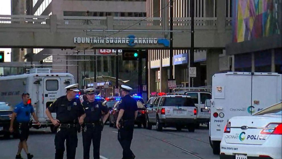 Gunman in Cincinnati bank shooting that killed 3 identified as 29-year-old Ohio man - ABC News