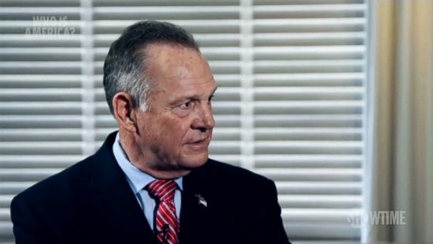 Roy Moore sues Sacha Baron Cohen over TV prank