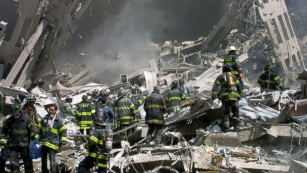 The health toll on 9/11 first responders