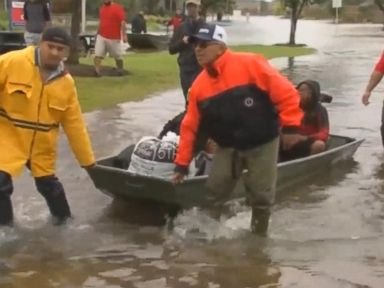 WATCH: Cajun Navy prepares for Hurricane Florence