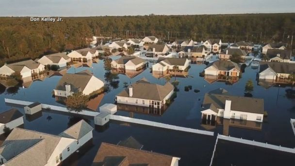 Florence far from over: SC residents to evacuate