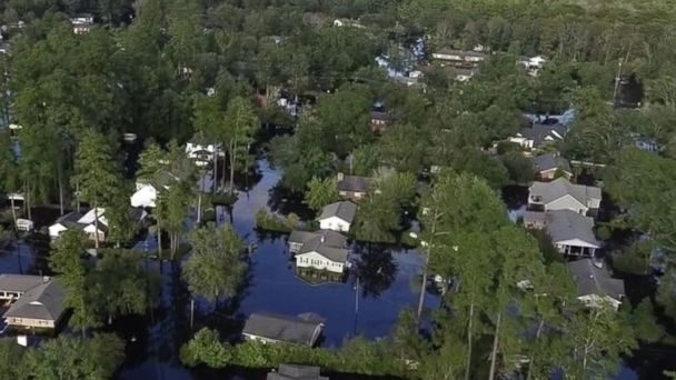 South Carolina flood emergency prompts evacuations