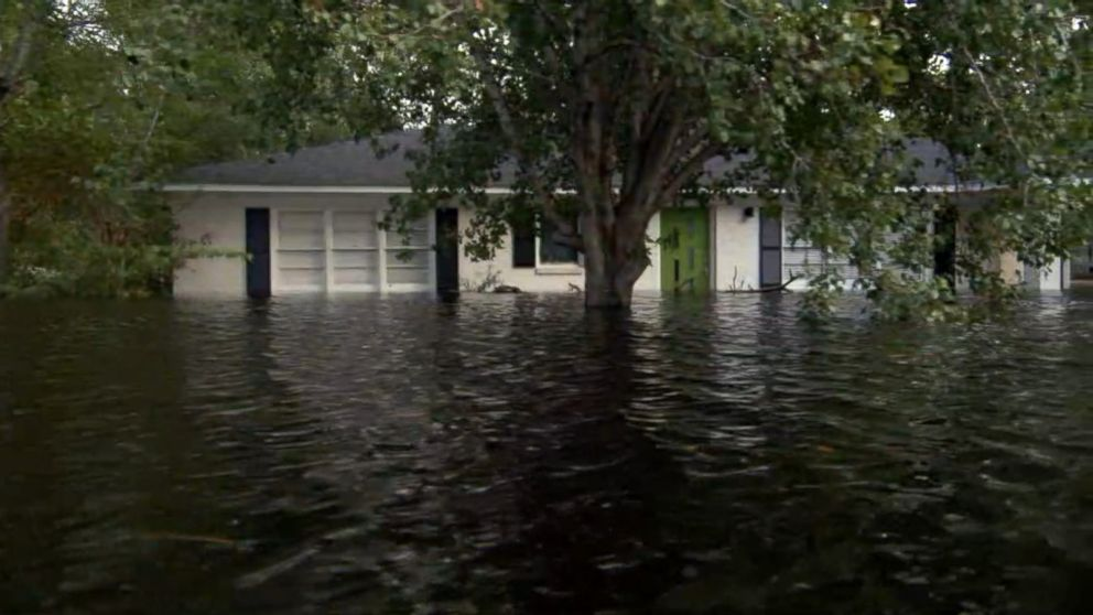 Tropical depression could form off coast of Carolinas, bring more rain Video - ABC News