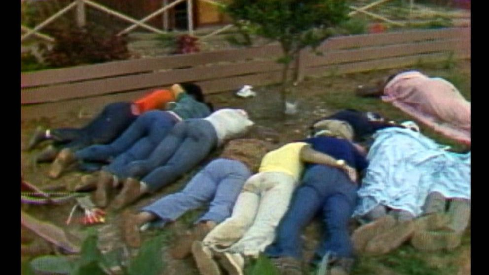 Jonestown Massaker