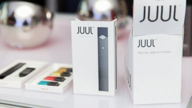 Juul to stop selling most e-cigarette flavor pods in stores Video