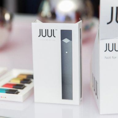 Juul to stop selling some e-cig flavor pods | GMA