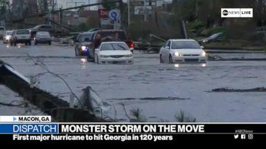Michael tears through Georgia Video - ABC News