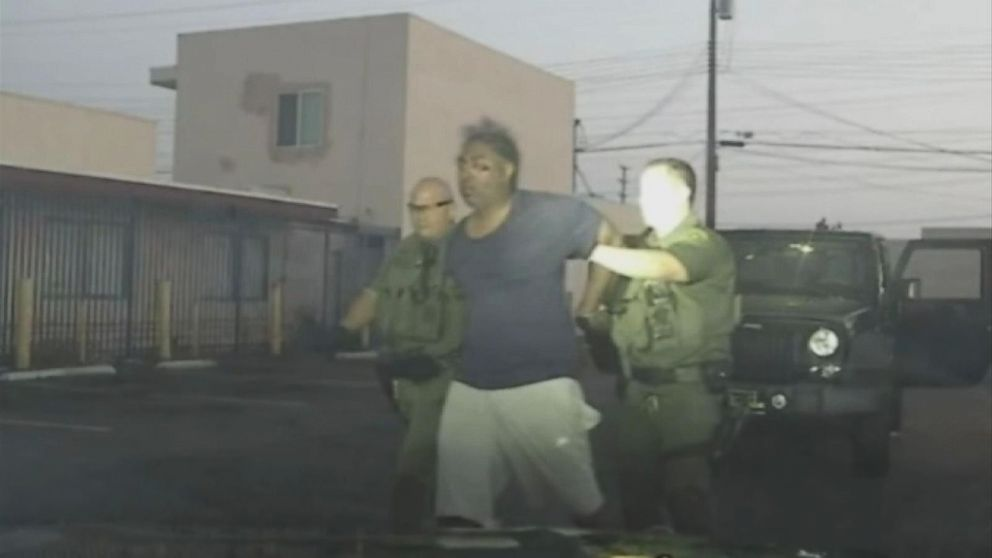 VIDEO: Sheriffs deputy repeatedly punches DUI suspect in dash-cam footage